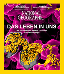 Feature article: NATIONAL GEOGRAPHIC