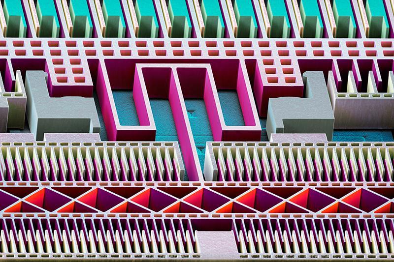 Acceleration-Micro-Sensor (Bosch), Nr.1